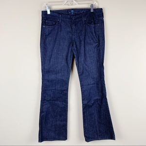 """7 For All Mankind """"The Lexie"""" bootcut jeans"""